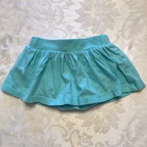 Carter's Light Blue Baby Girl Skirt 9M